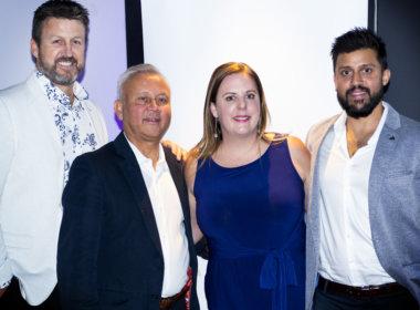 Mondoluce team at IESANZ 2018 WA Chapter LiDA Award