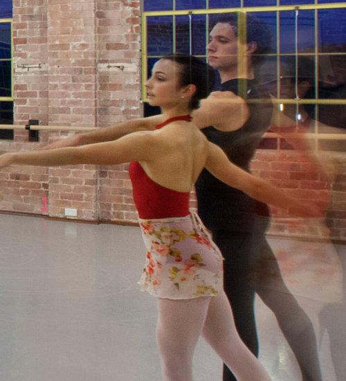 WA Ballet Centre dancers
