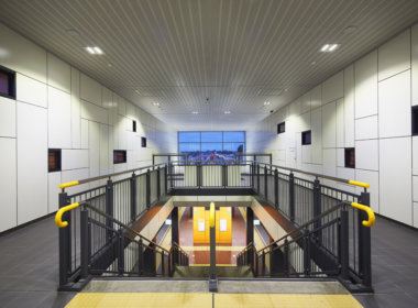 Aubin Grove Station inside
