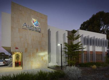 Autism Association building