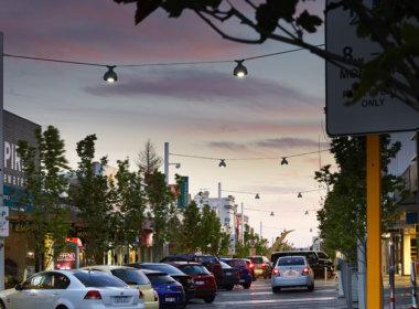 Bayview Terrace revitalisation