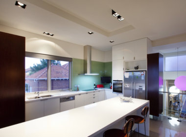 Mount Lawley Residence kitchen