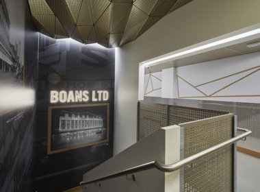 Forrest Chase Redevelopment Boans