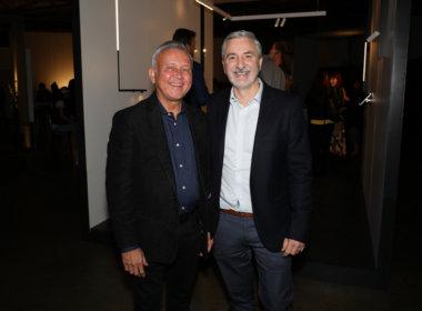 Gerry de Wind and Mark Carroll