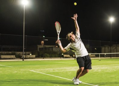 Tennis Court Lighting Solutions