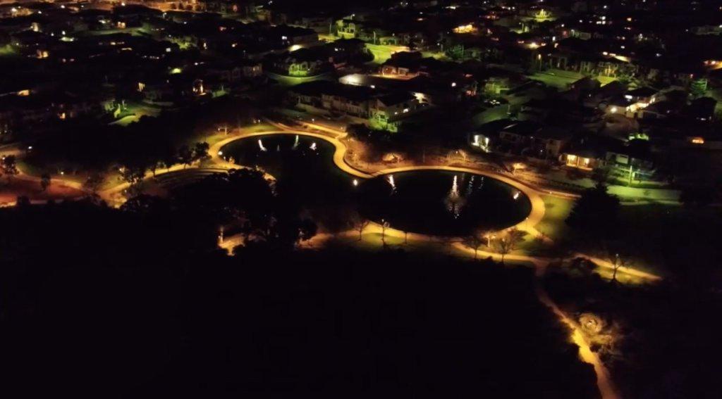 Sir James McCusker Park Lighting Upgrade