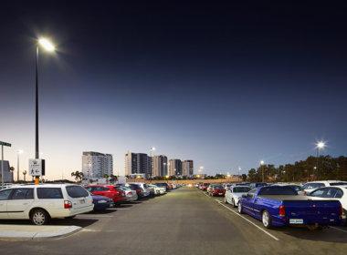 Crown Casino Carpark