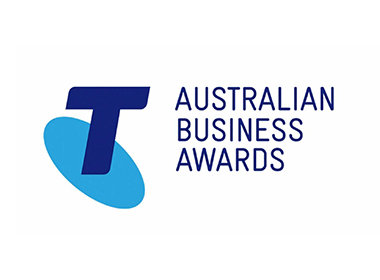 Telstra Business Awards WA Winner 2019