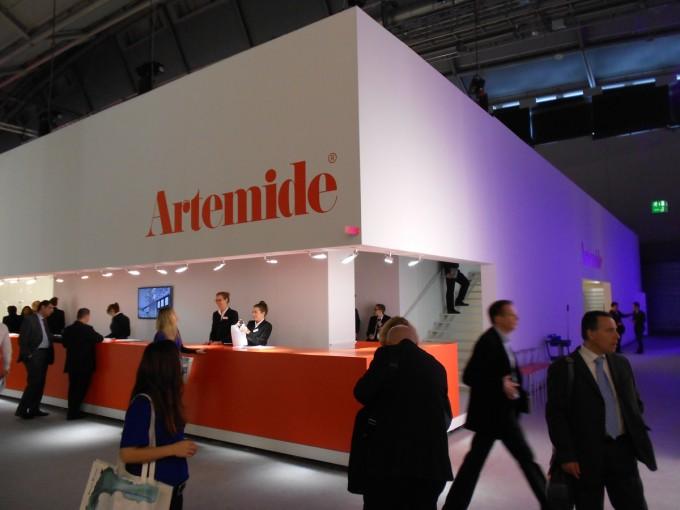 Artemide – Light+Building 2012