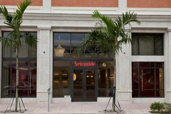 Artemide – New Showroom in Miami