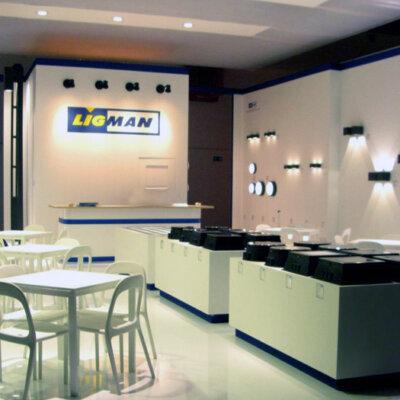 Ligman – Light + Building 2012