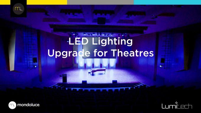 Mondoluce LED Dimming with Lumitech Tauren Ballast