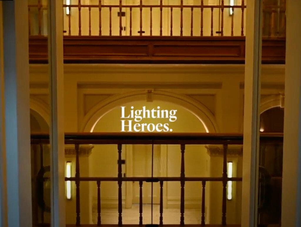 Lighting Heroes with Martin Klaasen